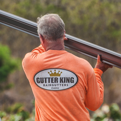 Gutter King Hawaii Let Us Protect Your Castle